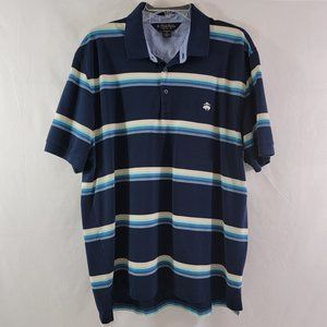 Brooks Brothers Men's XL Performance Golf Polo